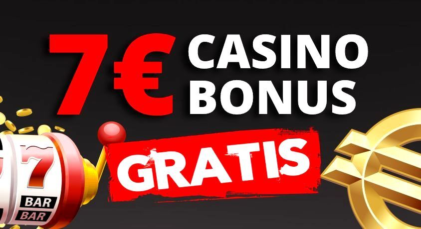 casino 7 € gratis