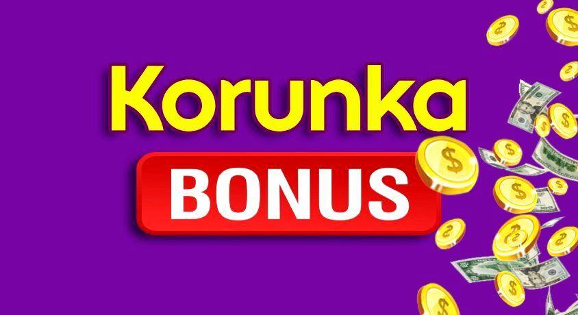 Korunka bonus